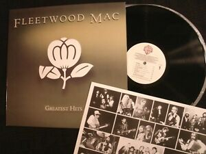 FLEETWOOD MAC - Greatest Hits - 1988 Orig. Vinyl 12'' Lp./ Prog Rock AOR