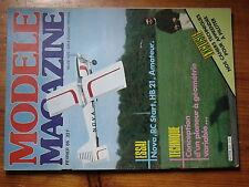 $$a2 Revue modele magazine N°413 Nova  RC Start  HB 21  Amateur  Pilotage