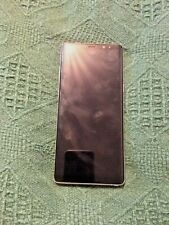 Samsung Galaxy Note8 - 64GB - Maple Gold Smartphone