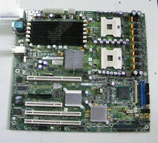 1PC used SE7520BD2 604 Intel Server Board with SCSI interface DDR1