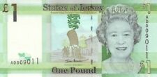 JERSEY.£1, 2010..P-32.UNCIRCULATED..(R)