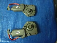 90-11 Ford Crown Vic Lincoln Town Car Mercury 2 Power Window Lift Motor Set OEM