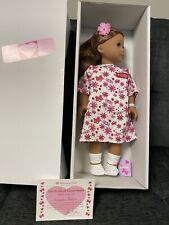 "NIB American Girl Of The Year 2011 Kanani 18"" Doll From AG Hospital ~NEW Doll~"