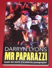 MR PAPARAZZI ~ Darryn Lyons ~ INSIDE WORLD CELEBRITY PHOTOGRAPHER