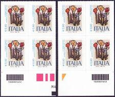 2015 Manifesto storico ENIT - Italia - coppia quartine con codice a barre 1652