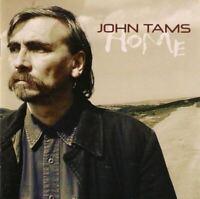 JOHN TAMS home (CD, album) folk rock, very good condition, topic records, 2002,