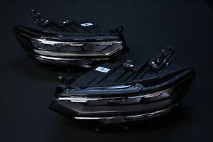 VW Passat 3G B8 Facelift LED Headlight Headlights Set 3G1941035P/3G1941036P