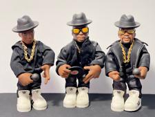 Mezco Run DMC Figurine Set