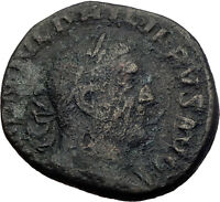 PHILIP I the ARAB 249AD Rome Sestertius Authentic Ancient Roman Coin i64024