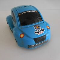 Coche Car Coche Miniatura Tipo Mariquita Ladybird Police (Policía) 2006