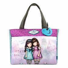 Santoro Gorjuss Cityscape - Shopping-Tasche - Carry-All Bag - Friends Walk Toget