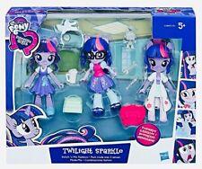 "MY LITTLE PONY Twilight Sparkle EQUESTRIA GIRLS SWITCH N MIX FASHIONS 4"" DOLL"