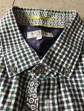 Ted Baker Mens Checked Shirt Size 5 - Hardly worn, RRP £80+ grab a bargain!