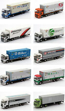 Tomytec The Truck Collection series No.9 (1 carton) 1/150 N scale