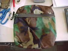 CAMO  MICH ACH carrying pocket  modular intergrated helmet system pouch MILITARY