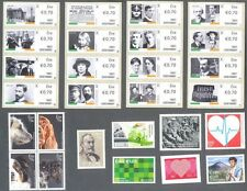 Ireland 2016 year set including min sheets all mnh
