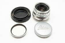 Leica Summaron 35mm f/2.8 LTM M39 L39 Leitz Wetzlar