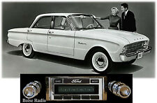 USA-630 II* 300 watt 1960-63 Ford Falcon AM FM Stereo Radio iPod USB Aux inputs