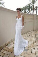 2014-12 Abiti da Sposa vestito nozze sera wedding evening dress