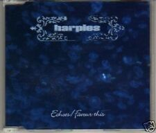 (K261) Harpies, Echoes / Favour This - new CD