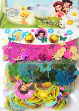 TINKERBELL PARTY SUPPLIES CONFETTI VALUE PACK OF 34g (1.2 oz) FREE POSTAGE