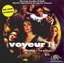 Voyeur 2 - Cinematic Adventure Game for PC - NEW