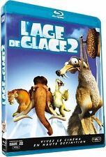 BLU-RAY L'AGE DE GLACE 2 NEUF
