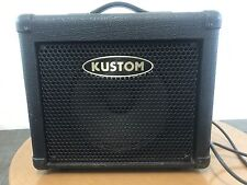 Kustom KBA10X Bass Amp Amplifier /
