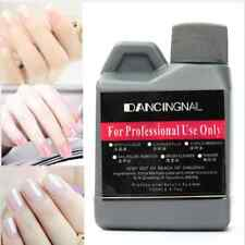 Professional 120ml Clear Acrylic Liquid For Nail Art Powder Care Tool