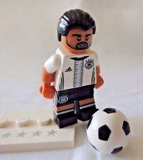 LEGO 71014 Germany DFB German Soccer Team Minifigure  Sami Khedira #6