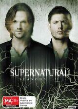 SUPERNATURAL COMPLETE SEASON 1 2 3 4 5 6 7 8 9 10 & 11 DVD BOX SET R4 1 - 11