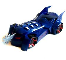 "DC Comics BATMAN BATMOBILE for use with 4-5"" figure, with missile VERY NICE"