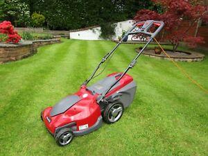 MOUNTFIELD Princess 38 Electric Lawnmower Hand-Propelled Lawn Mower