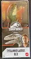 "Jurassic World Basic Value 6"" Green Tyrannosaurus Rex Dinosaur Figure GJR57 New"