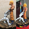 Son Goku Frieza Model Resin Statue Dragon Ball Figurine 1/6 16''H In Stock New