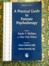A Practical Guide to Forensic Psychotherapy by Cleo Van Velsen (Paperback, 1996)