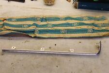NOS GM 1977,1978 Pontiac Bonneville Front Fender, Grille Headlamp Moulding