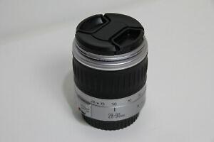 Canon EF 28-90mm f/4-5.6 II Lens
