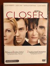 Closer (DVD, 2004) - D1203