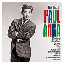 Paul Anka - The Best Of 3CD 2019