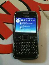 Nokia E72 - Zodium black ( Smartphone