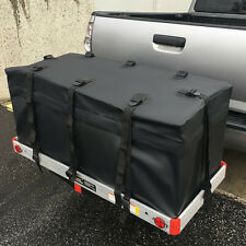 Hitch Mount Waterproof/Rainproof Cargo Carrier Bag Large Capacity (47x20 x20) IN