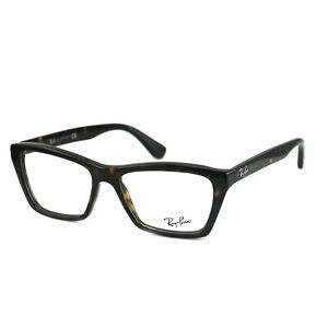 Ray-Ban Women's Eyeglasses Frames RX5316 2012 Havana 53 16 140 Full Rim