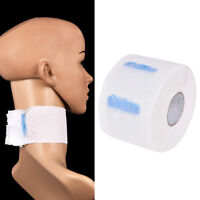 Hair Cutting Neck Ruffle Roll Paper Disposab Hairdressing Collar Neck/Coverin fr