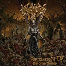 DESPONDENCY - Revelation IV CD, NEU
