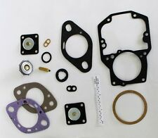 New! Ford Mustang Autolite Carburator Rebuild Kit 1 Barrel 1100 1101