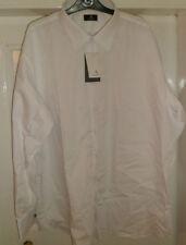 Tuxedo, Dress Long Double Cuff Formal Shirts for Men