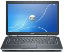 "Dell Latitude E6430 14"" Cheap Laptop, i3-3110M 2.4Ghz, 4Gb RAM, 320Gb HDD Win10"