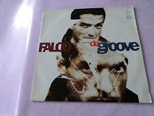 "Maxi 45 Tours FALCO ""Data de groove"""