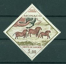Monaco 1970 - Y & T  n. 95 poste aerienne - Grotte de Lascaux